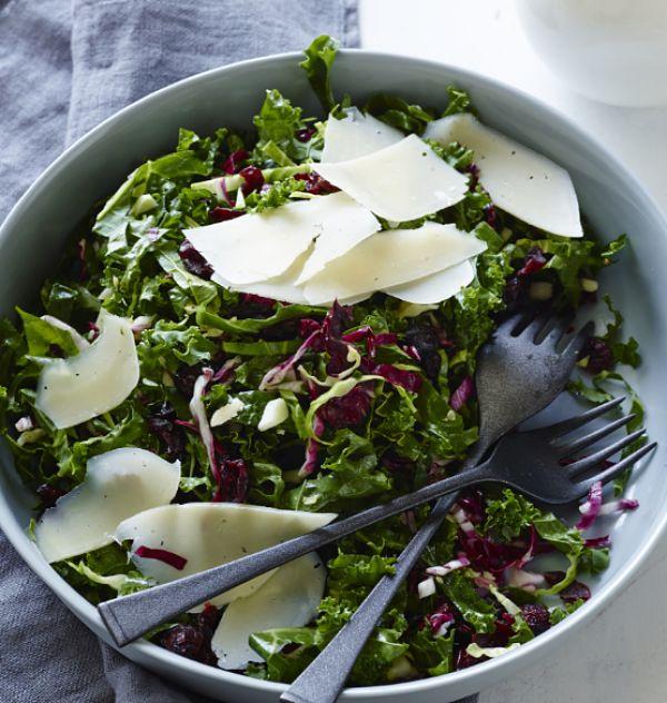 ensalada con kale
