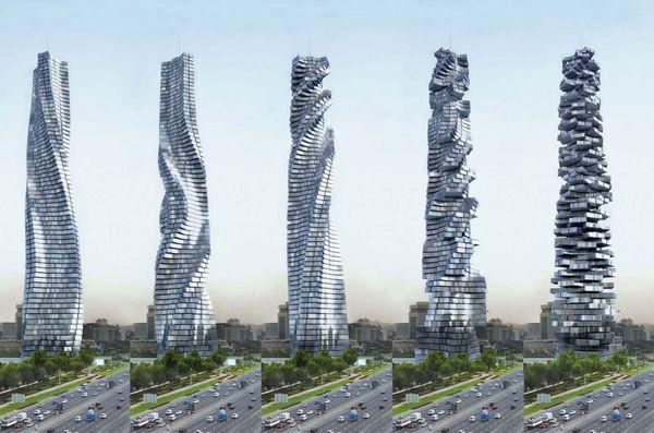 rascacielos dubai