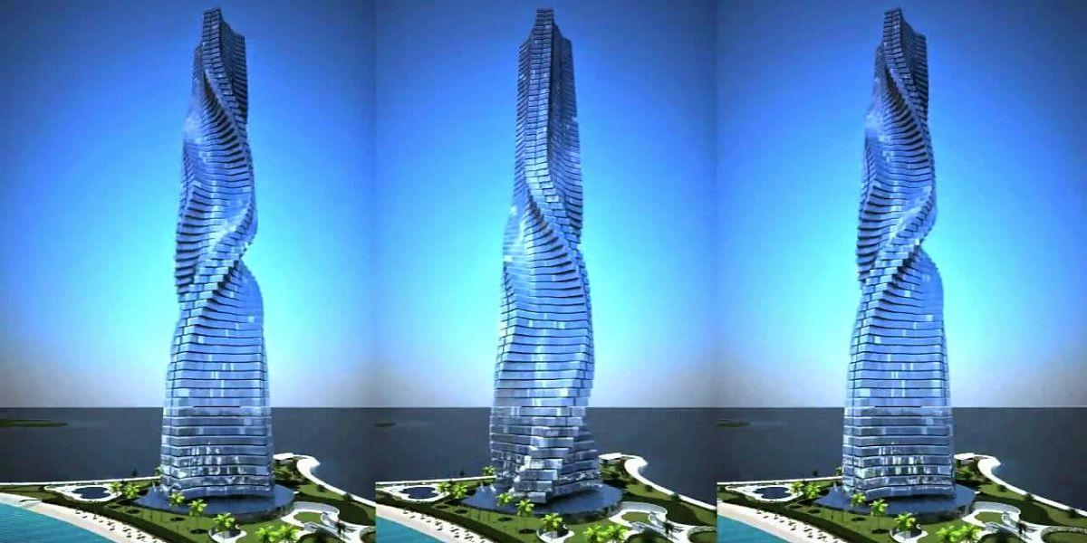 Un edificio que se mueve la m s reciente extravagancia de for Edificio movil en dubai