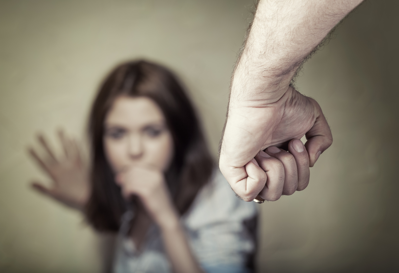 violencia de genero crianza