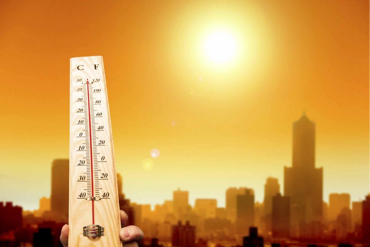 golpe de calor que es