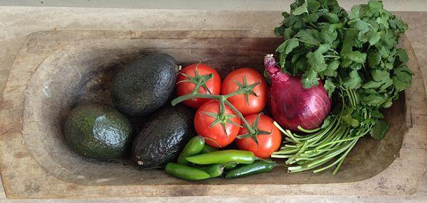 como se prepara el guacamole