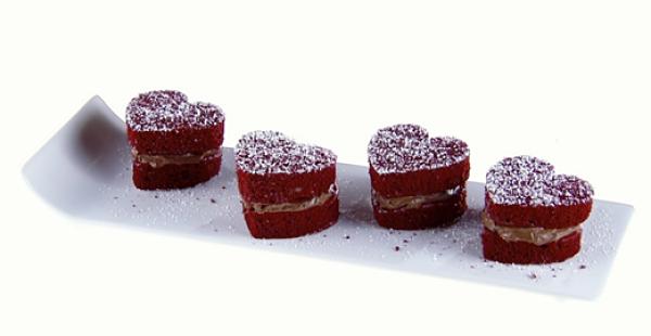 recetas de san valentin