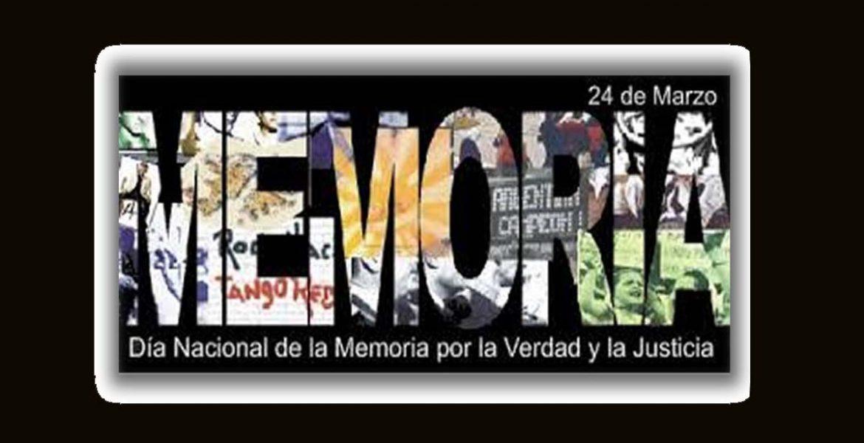 24 de marzo memoria justicia