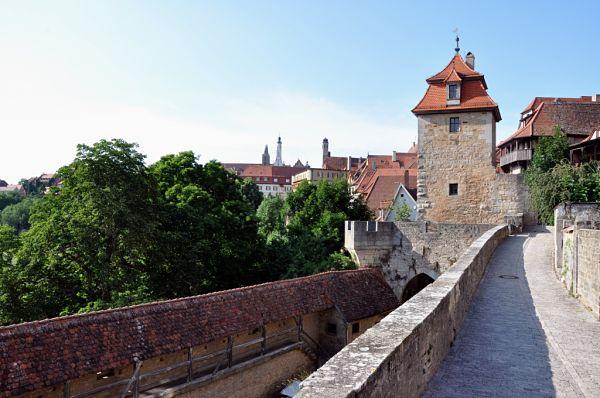Baviera maravillosa y rom ntica alemania buena vibra - Rothenburg ob der tauber alemania ...