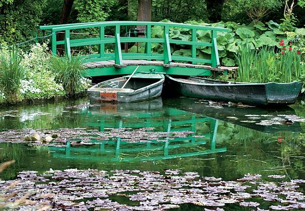 El puente de Monet