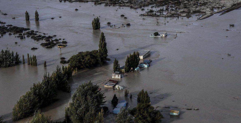 inundaciones y calentamiento global