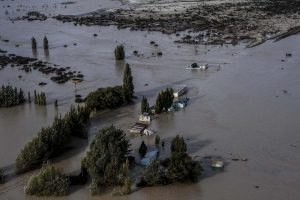 inundaciones y calentamiento global