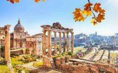 Roma ciudad eterna