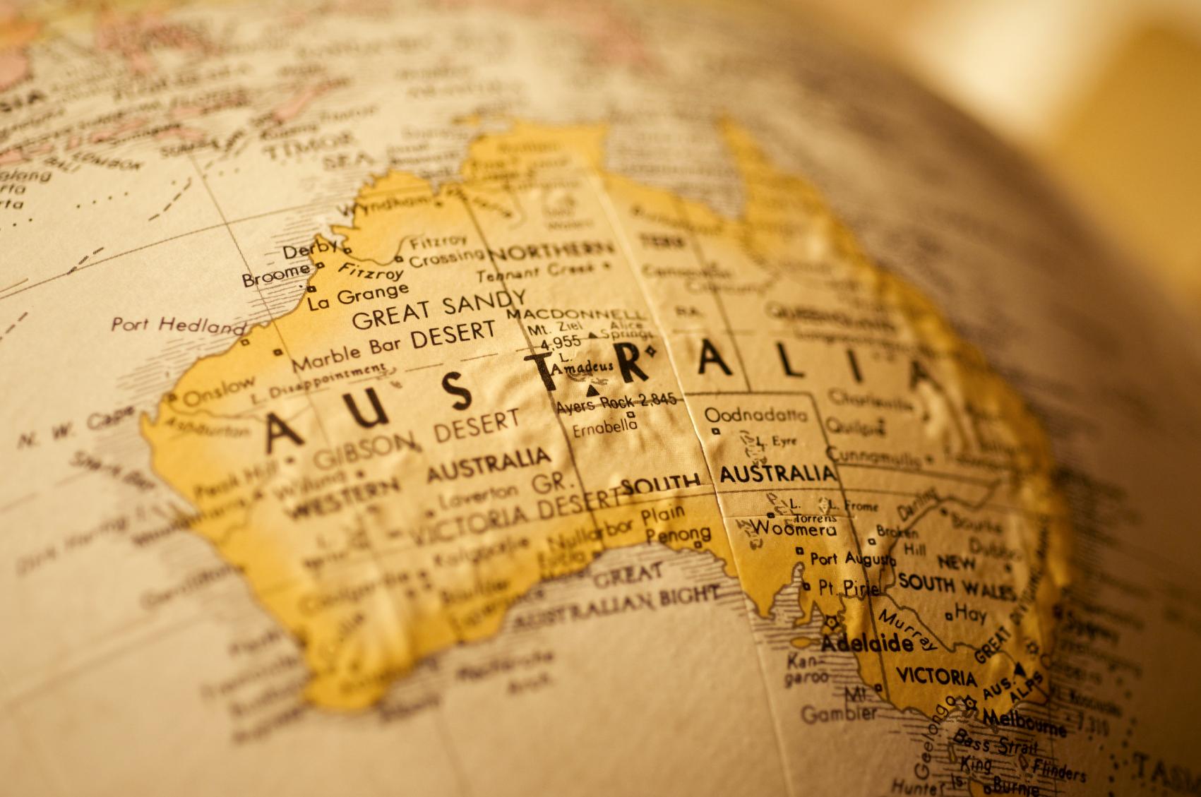 trabajar en australia con visa de turista