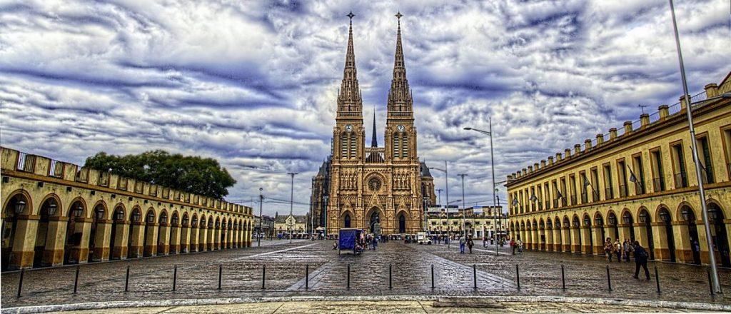 Visita a la basílica de Luján
