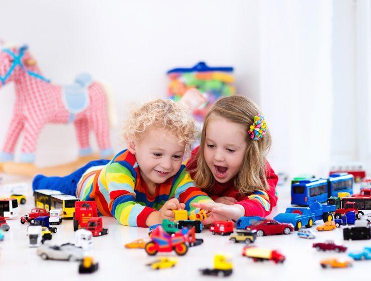 el juego como lenguaje infantil