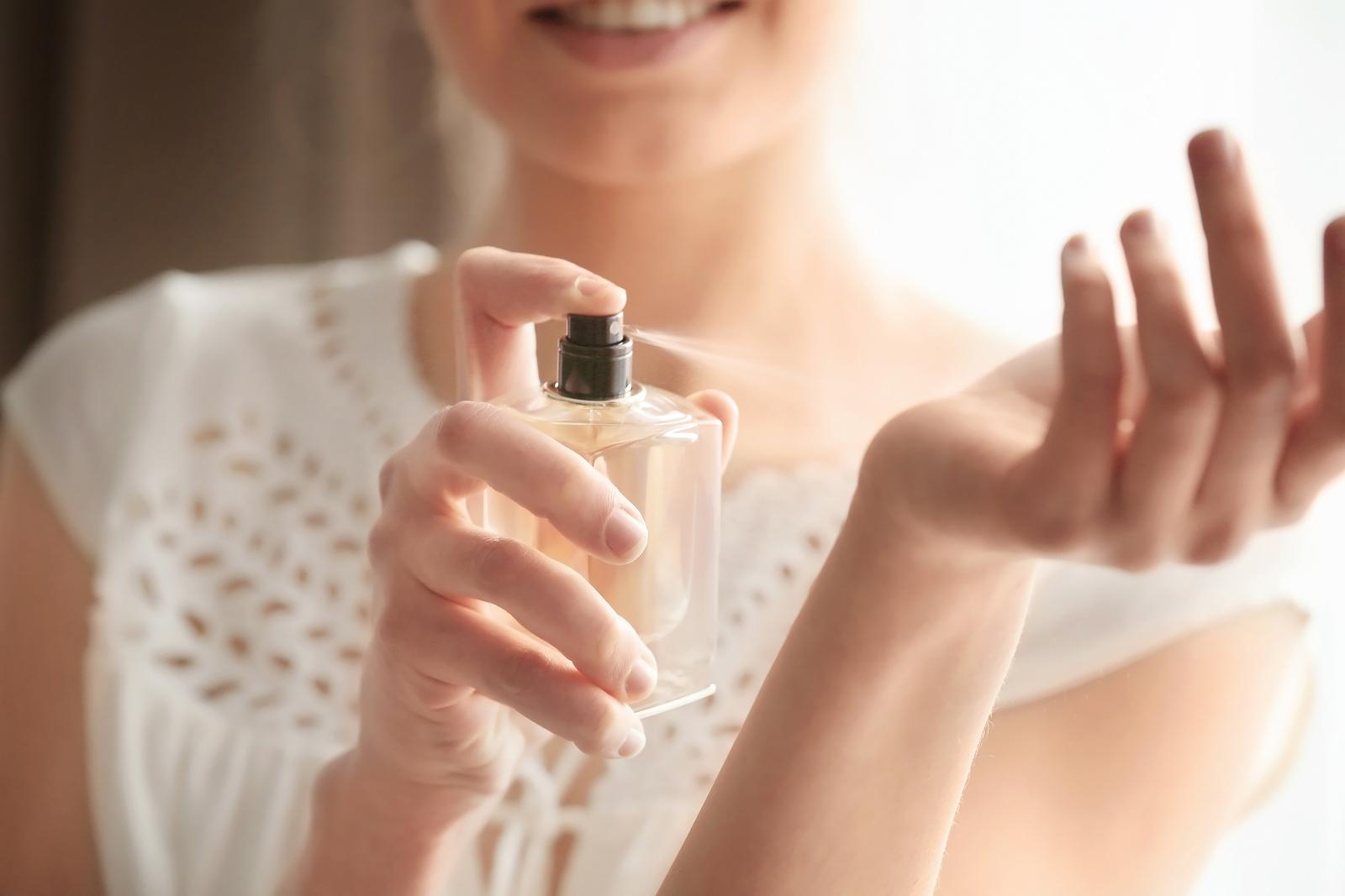 cómo elegir un perfume