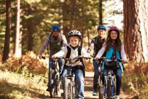 como aprender a andar en bicicleta