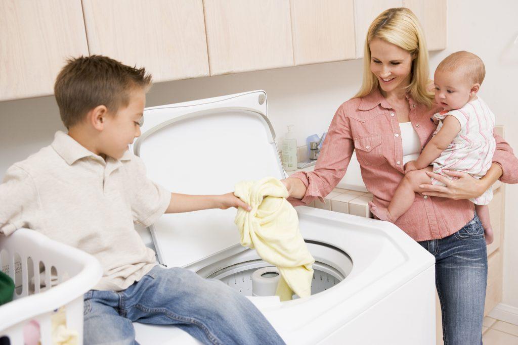 cómo limpiar el lavarropas