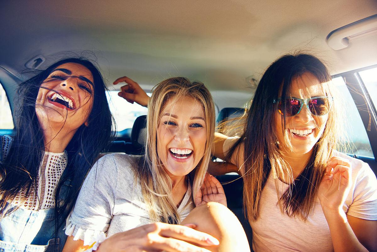 viajar con amigas