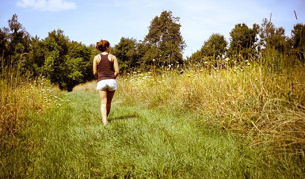 caminar o correr