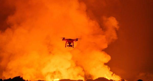 como volar un dron