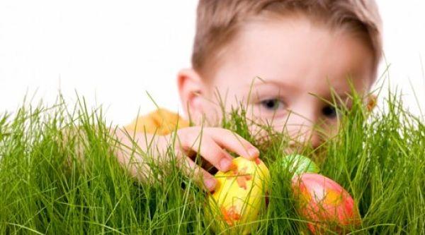 como hacer huevos de pascua