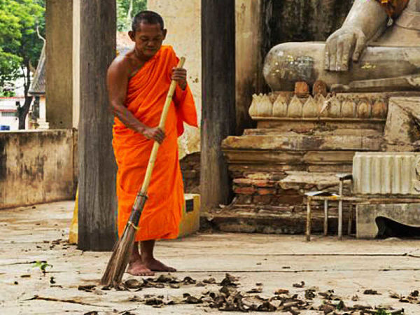 7 consejos de un monje budista para hacer limpieza en el - Limpiar casas por horas ...