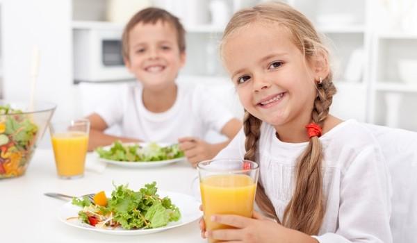 licuados de frutas para niños
