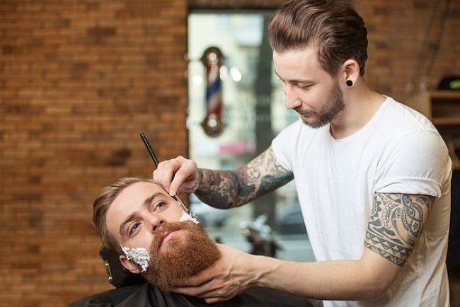 cuidado para la barba