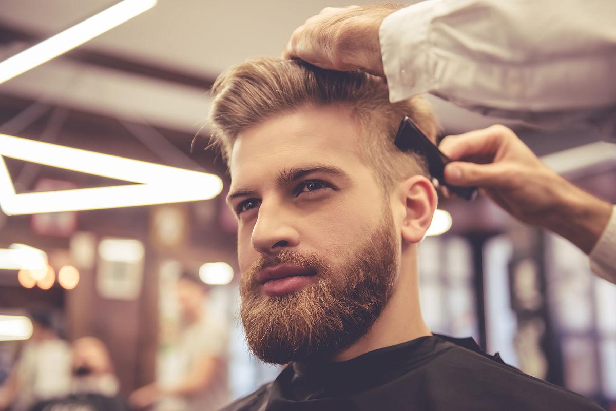 Degrade undercut y pompadour cortes de pelo para hombres - Cortar el pelo en casa hombre ...