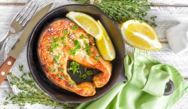 C mo armar un plan alimentario saludable para controlar la for Best way to cook fish