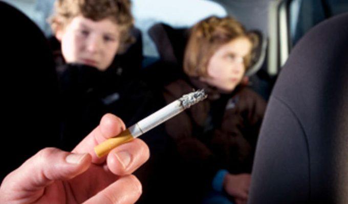 humo fumador pasivo