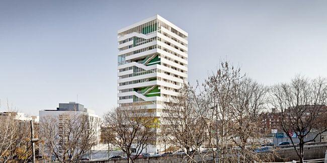 edificios cohousing