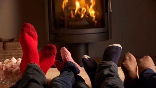 como calefaccionar la casa