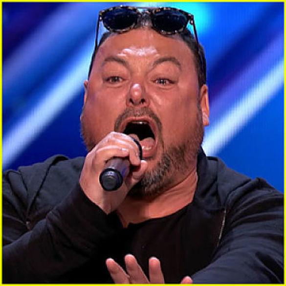 Americas Got Talent 2017 Carlos