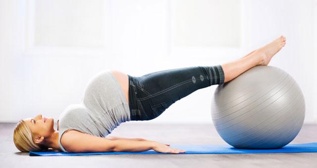 Pilates para embarazada
