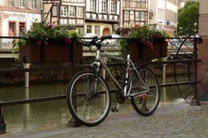 utilizar bicicleta
