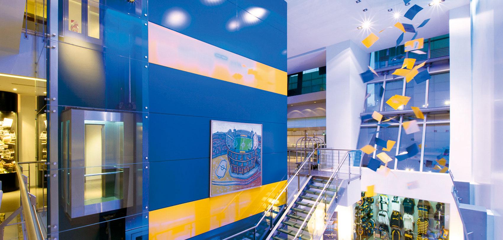 Hotel Boca Juniors El Rincón De La Pasión Bostera Que Enorgullece A Buenos Aires Buena Vibra