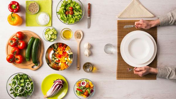 comidas sanas y rápidas