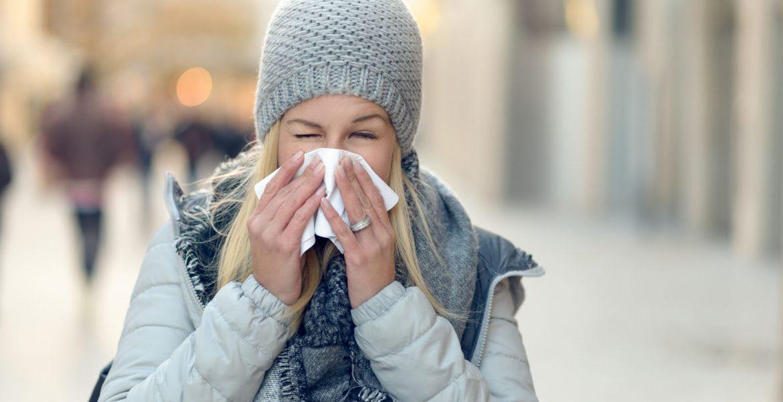 rinitis alergias covid