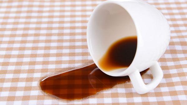 manchas de cafe