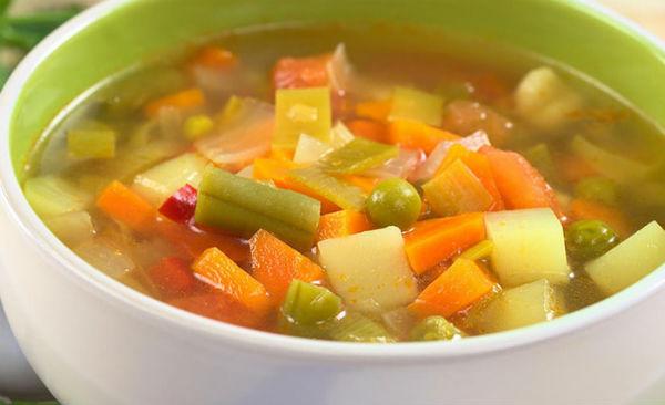 cómo hacer sopa fria