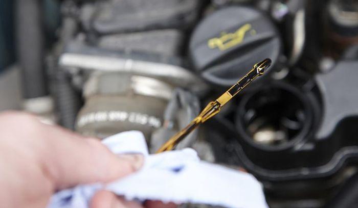 cambiar aceite coche