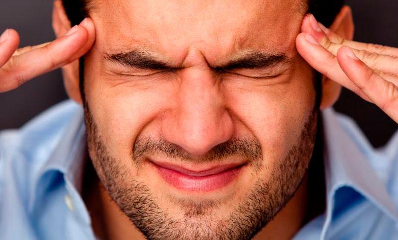 dolores de cabeza - acv