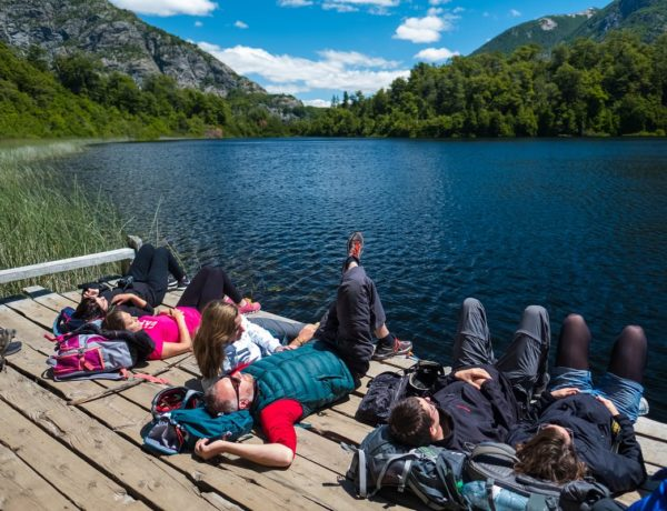 Bariloche en verano