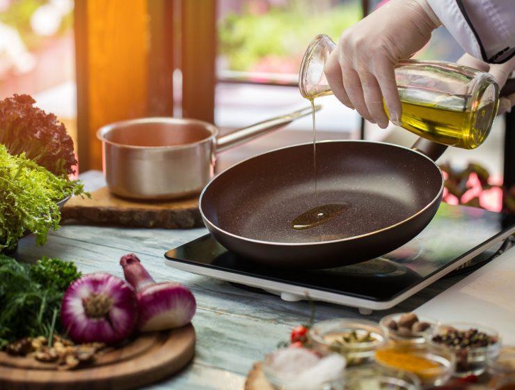 ollas para cocinar