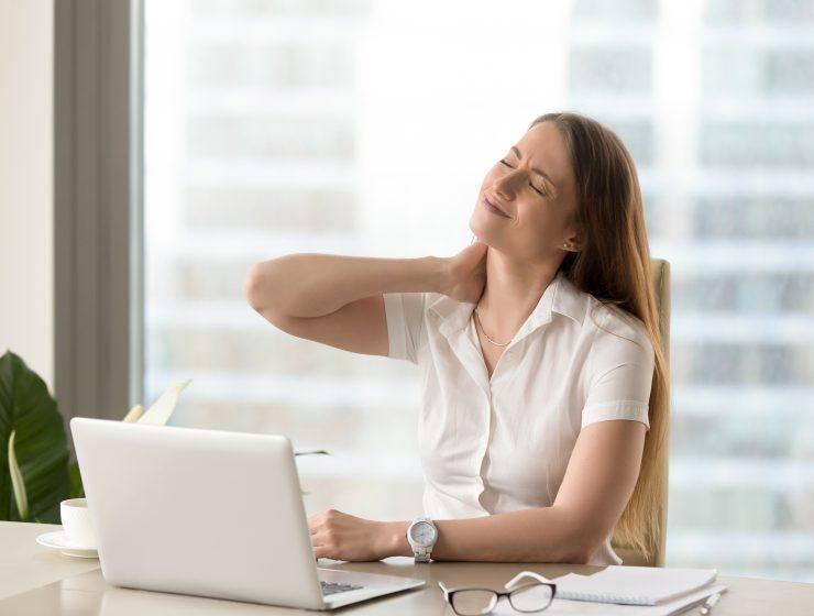 Salud ocupacional: como evitar dolores