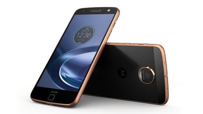 Celulares de alta gama Motorola