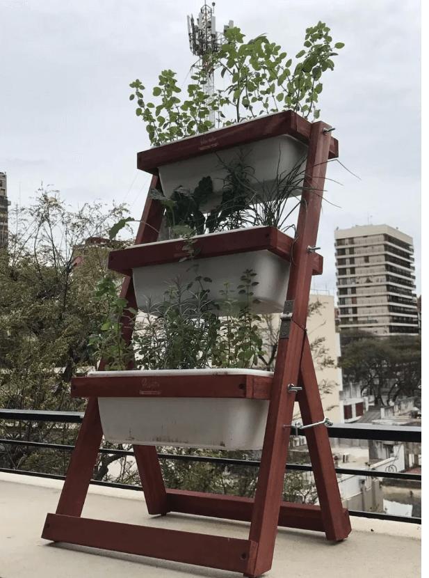 macetas verticales