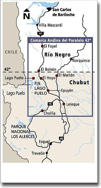 pueblos de la comarca andina