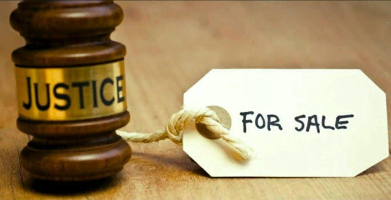 justicia y corrupcion