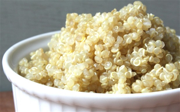 panqueque de quinoa