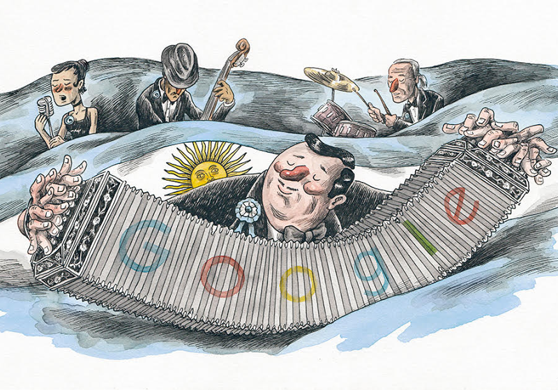 Doogle by Liniers